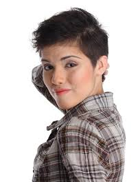butch haircuts for women women with shaved hair styles chic short hairstyles for women 3