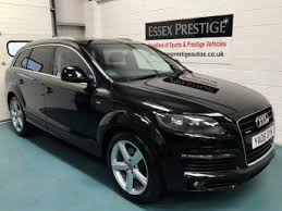 audi harlow used audi q7 cars in harlow from essex prestige autos