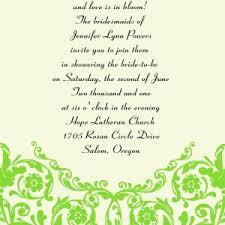 words for a wedding invitation fresh invitation exles for wedding bitfax co