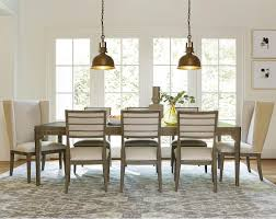 universal playlist 9 piece dining set with host chairs wayside