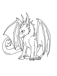 cute dragon by wolfiethealpha on deviantart
