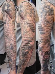 religious religious sleeve ideas sleeve tattoos