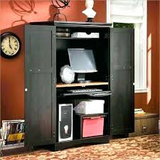 Home Office Desk Armoire Armoire Computer Desk Office For Computer Ingenious Office