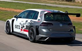 wallpaper volkswagen gti volkswagen golf gti tcr 2017 wallpapers and hd images car pixel