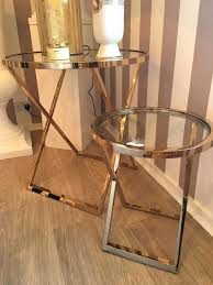 Metal Top Coffee Table Side Table Gold Glass Side Table And Uk Gold Glass Side Table