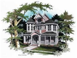 queen anne house plans 1896