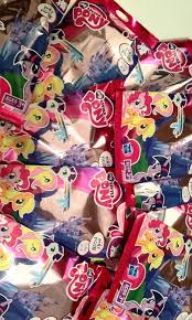 My Little Pony Blind Packs Toy Review My Little Pony Blind Bags Series 1 Kiosk Ponies 2012