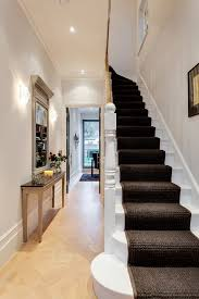 Staircase Renovation Ideas Design Ideas For Hallways And Stairs Staircase Traditional With