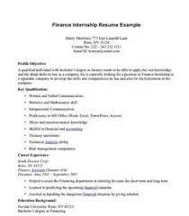 100 finance internship motivation letter how to make a