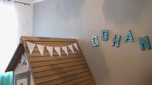 comment faire une cabane dans sa chambre decoration de maison maman et bébé
