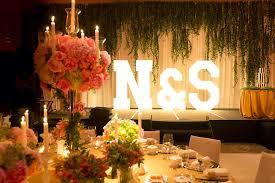 wedding arch kl nisha sanjeevan wedding reception stage wedding decor