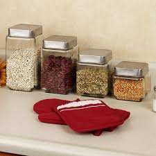 Cool Kitchen Canisters Decorative Kitchen Canisters