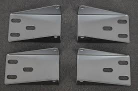 Door Hinges 1979 1993 Mustang Fiberglass Door Hinges