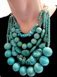 real turquoise pendant necklace images Turquoise necklaces clipart jpg