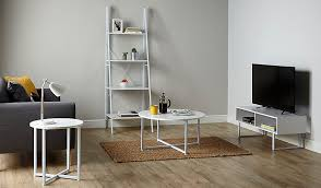 Asda Side Table Irving Side Table White Furniture George