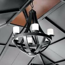 outdoor gazebo chandelier lighting outdoor gazebo chandelier lighting add the ambiance of lighting to