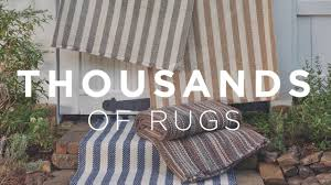 capel rugs 2017 tent sale troy nc youtube