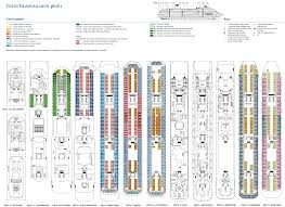Cruise Ship Floor Plans by Clubtravel Cruises Costa Favolosa