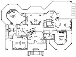deck floor plan floor plans