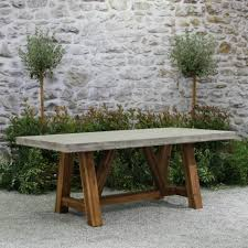 Modern Garden Table And Chairs Outdoor Tables On Sale Now An Outdoor Table From Our Teak Outdoor