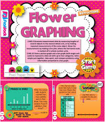 thanksgiving graphing flapjack educational resources flower graphing smart board