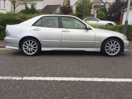 lexus is200 body kit ireland phenomenal 2005 05 lexus is 200 sports limited edition with full