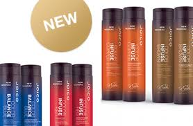 new color balance color infuse joico europe
