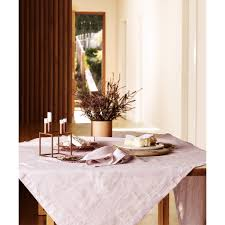 moss blush table cloth l u0026m home