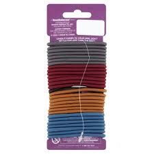 goody hair products goody ouchless no metal elastics ponytails 30 count walmart