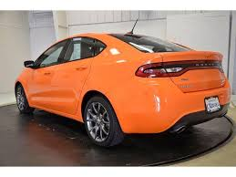 dodge dart orange orange dodge dart in indiana for sale used cars on buysellsearch