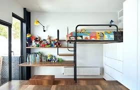 double bunk bed with desk full size of bunk bed desk beautiful