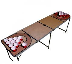 how long is a beer pong table beer pong table cubix zone