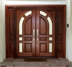 Wooden Double Door Designs Pictures