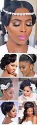 30 black women wedding hairstyles black women weddings and