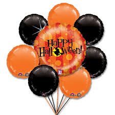 balloons delivered nyc haunted party balloon bouquet inflated balloon shop nyc