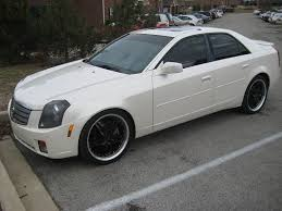 cadillac cts rims for sale 2004 cadillac cts sport 11 000 100370269 custom luxury and