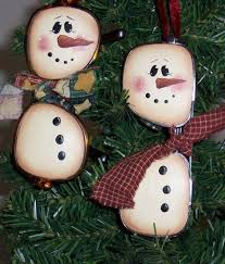 snowman sunglass ornament by meltyourheartsnowmen on etsy 6 00