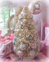 Shabby Chic Christmas Tree by 234 Best Shabby Chic Christmas Images On Pinterest Shabby Chic