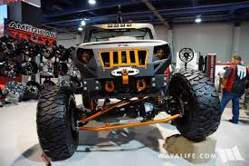 american jeep 2017 sema american truxx jeep jk 8