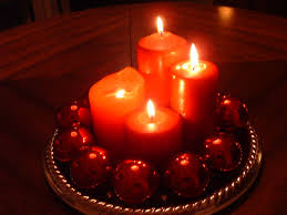 christmas candle decorations ideas christmas candle decorations