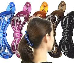 banana clip for hair bijinkoeido rakuten global market banana beautiful hair