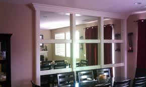 Custom Mirror Custom Molding Around Mirrors In French Valley Ca Vrieling