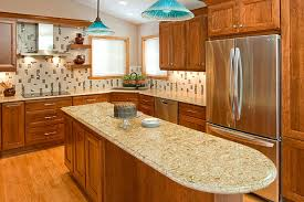 light cherry wood kitchen cabinets 3 reasons to cherry wood kitchen cabinets installed