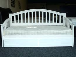 daybeds wooden daybed with storage uk wood daybeds with storage