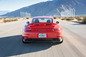 porsche red 2017 the 2017 porsche 911 turbo s is motor trend u0027s hardest launching