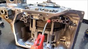 09g tf60sn transmission re assembly transmission repair youtube