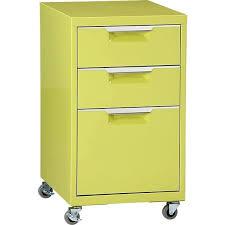 Yellow Metal Filing Cabinet Steel File Cabinet 2 Drawer Knocked Steel Filing Cabinet