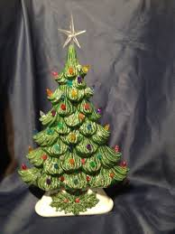 christmaseramic trees for sale ebay large with