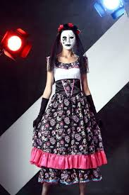ghost bride zombies the vampire role play costume party lady