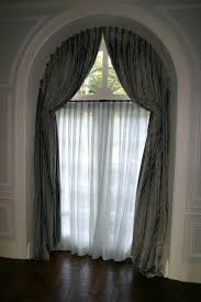 Livingroom Window Treatments Living Room Arch Window Treatments Cabinet Hardware Room